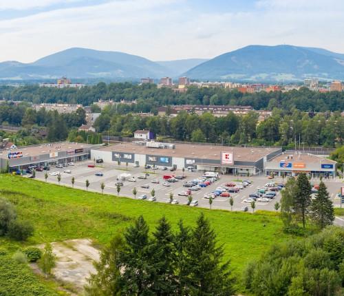 Retail Park Třinec