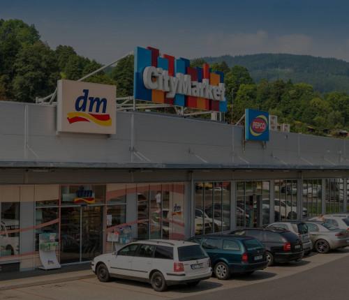 Retail Park Nová Zdaboř