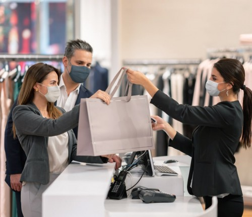 Shops in Slovakia have reopened