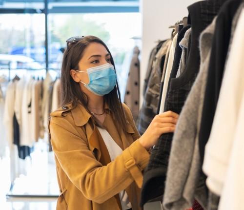 Shops in the Czech Republic reopen