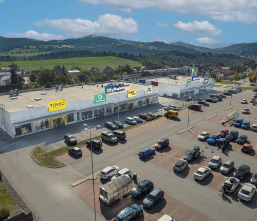 CityMarket Český Krumlov